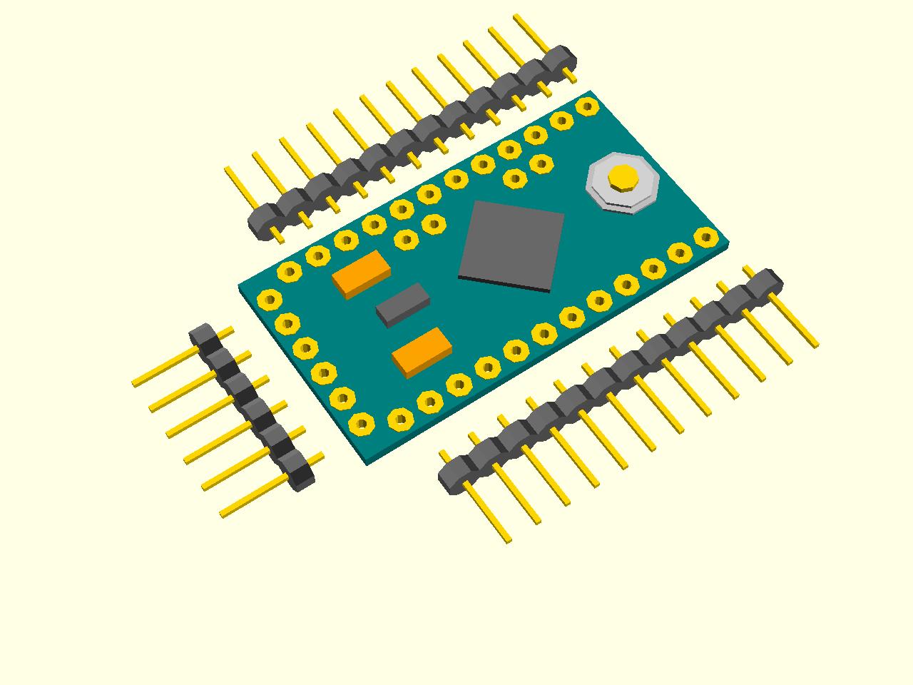 Bill of materials — tote robot documentation